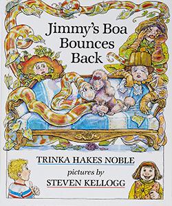 Jimmy's Boa Bounces Back