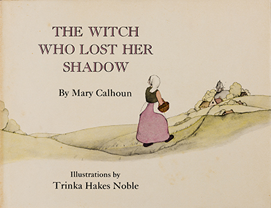 The Witch Who Lost Her Shadow
